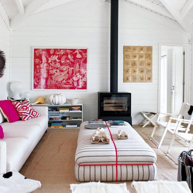 Inside a Stunning Portuguese Beach House