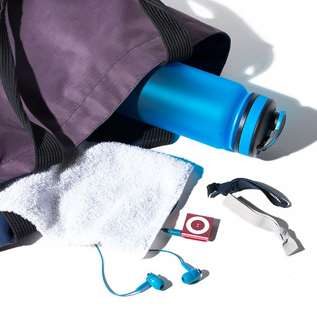 Showering Without Water? Why This Is a Gym Bag Must