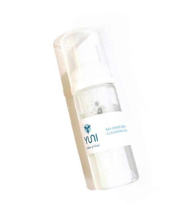 Yuni No-Rinse Body Cleansing Foam