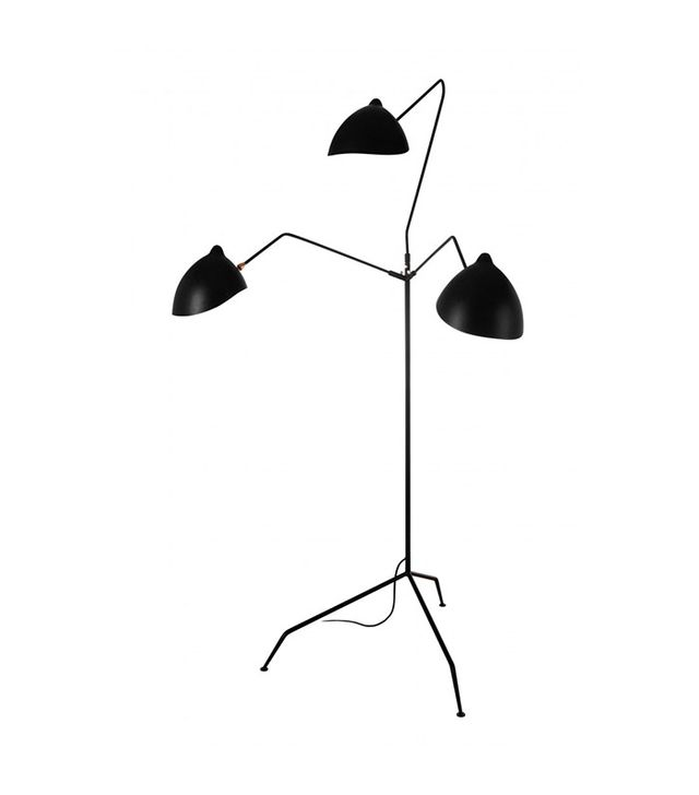 MFL 3 Standing Lamp Three Arm