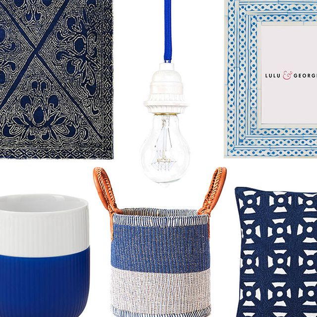23 Blue-and-White Classics You'll Have for Years