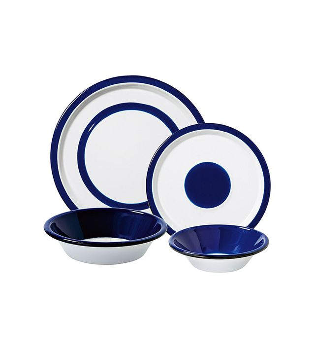 Serena & Lily Milano Enamelware Collection
