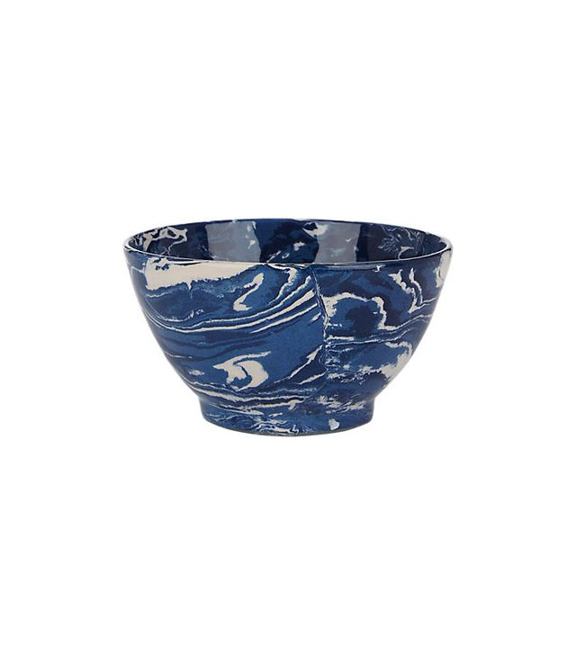 Simple Life Marbled Bowl