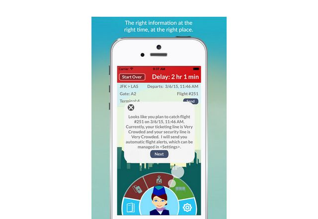 This New App Is the Cure for All Your Air Travel Woes