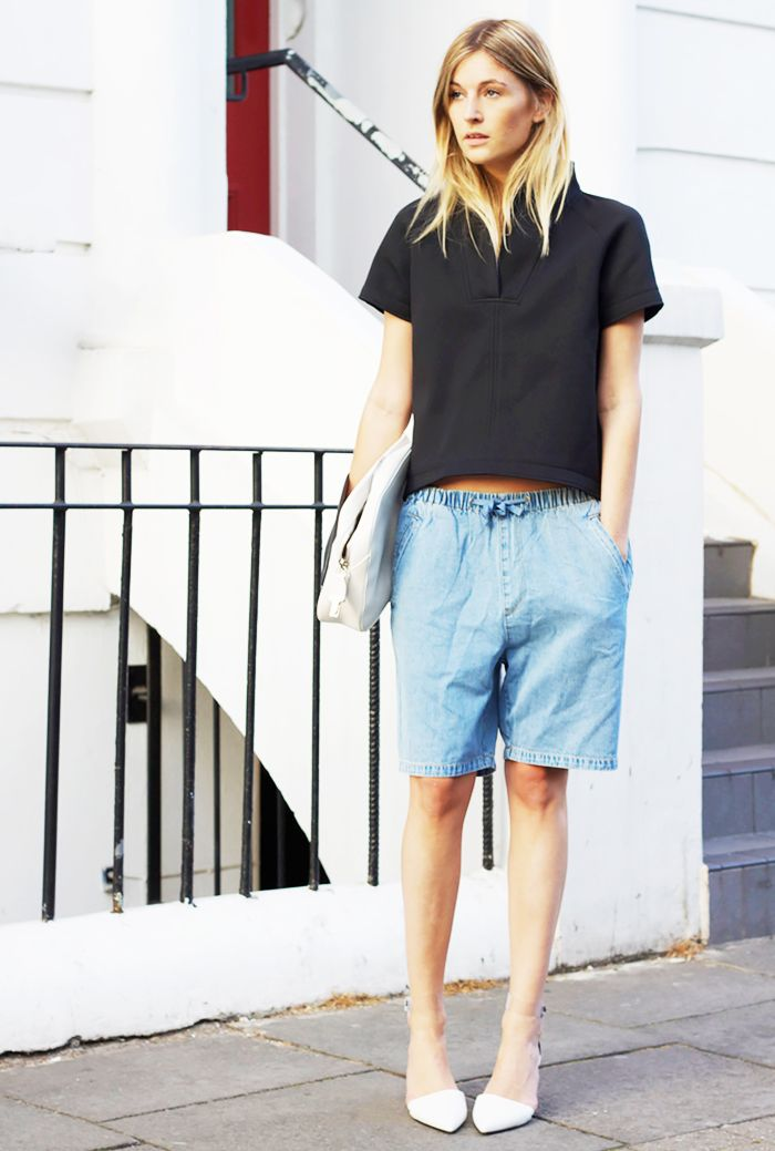 Fashion Do S: High Heels And Shorts: Fashion Do Or Don't?