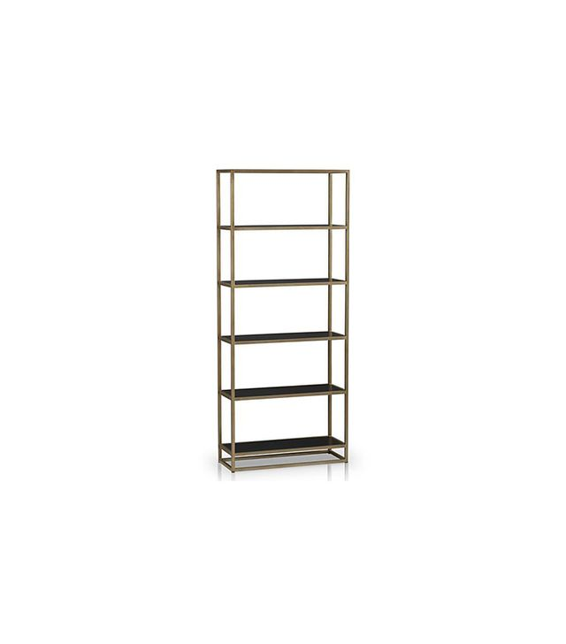 Crate & Barrel Remi Bookcase