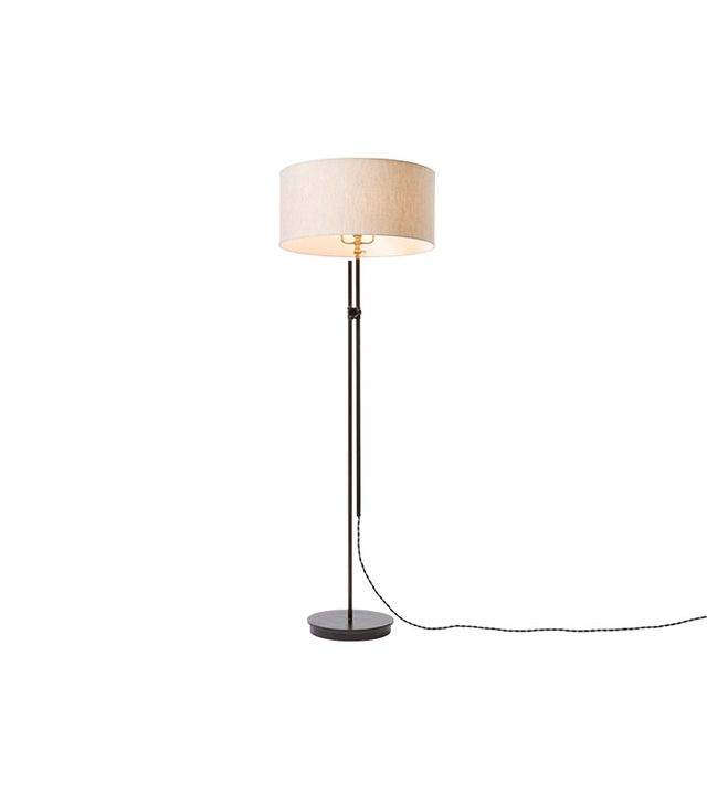 Worstead Shaded Floor Lamp
