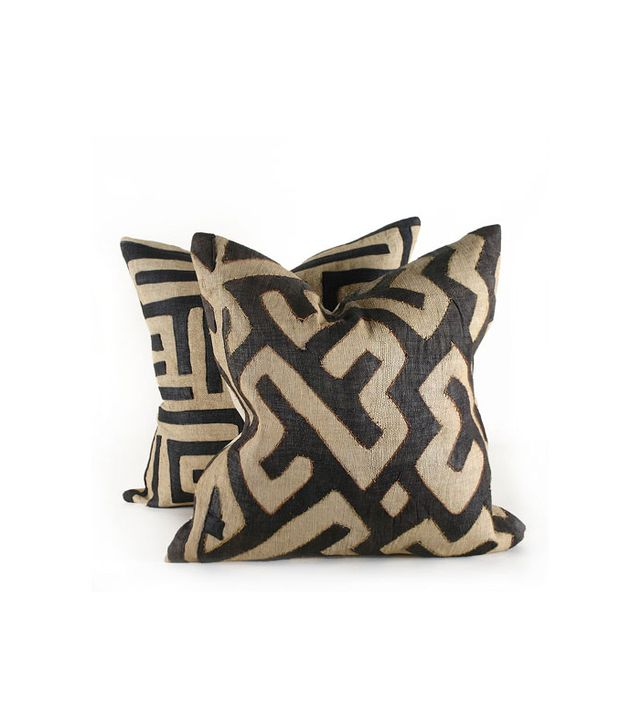 Pfeifer Studio Kuba Cloth Pillow