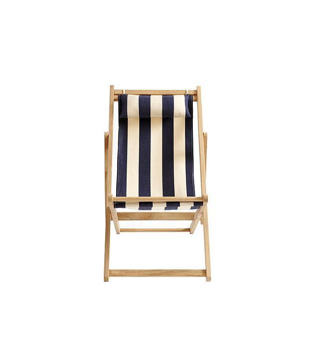 Ballard Designs Classic Beach Folding Chair