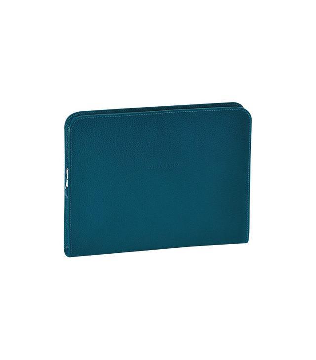 Longchamp Le Foulonné iPad Case