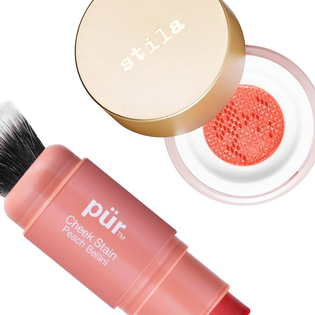 From Cushions to Sponges: 7 High-Tech Summer Blushes