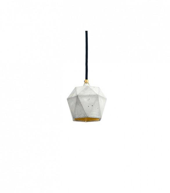 Gantlights Concrete Hanging Lamp