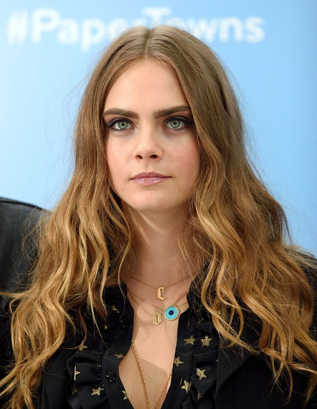 Is This Goodbye to Cara Delevingne and Those Epic Brows?