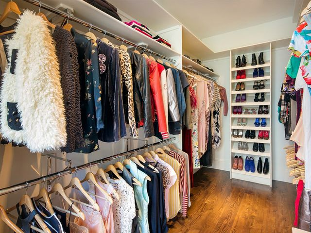 A Closer Look at SJP's Epic Greenwich Village Closet Situation