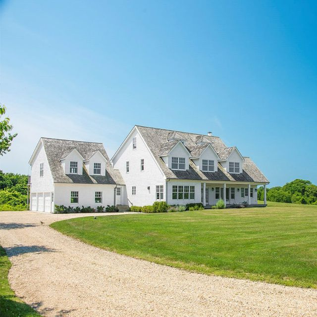 Inside Andy Warhol's Spectacular Montauk Compound