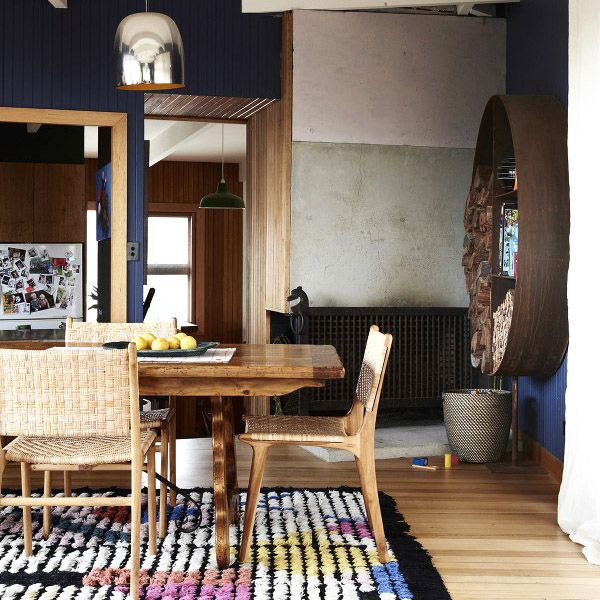 Tour a Melbourne Couple's Earthy Modern Home