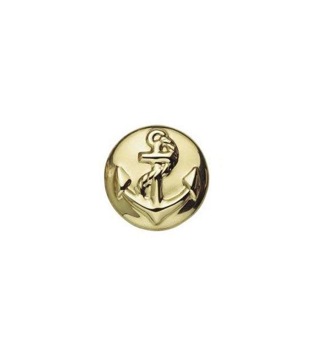 Classic Hardware Bosetti Marella Polished Brass Anchor Knob