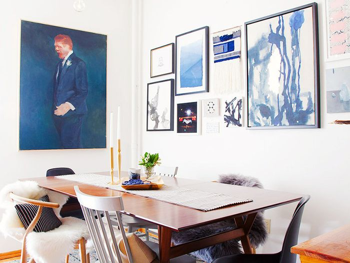 5 Services That Make Hanging a Gallery Wall a Breeze | MyDomaine