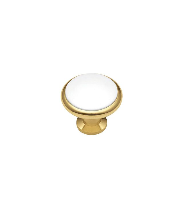 Knobbery Tranquility White Cabinet Knob