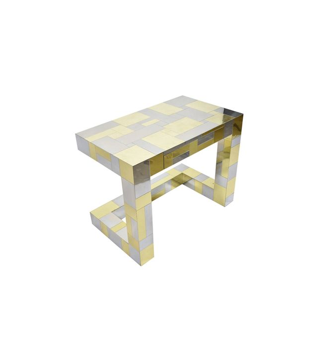 "Give & Take Paul Evans ""Cityscape"" Side Table"