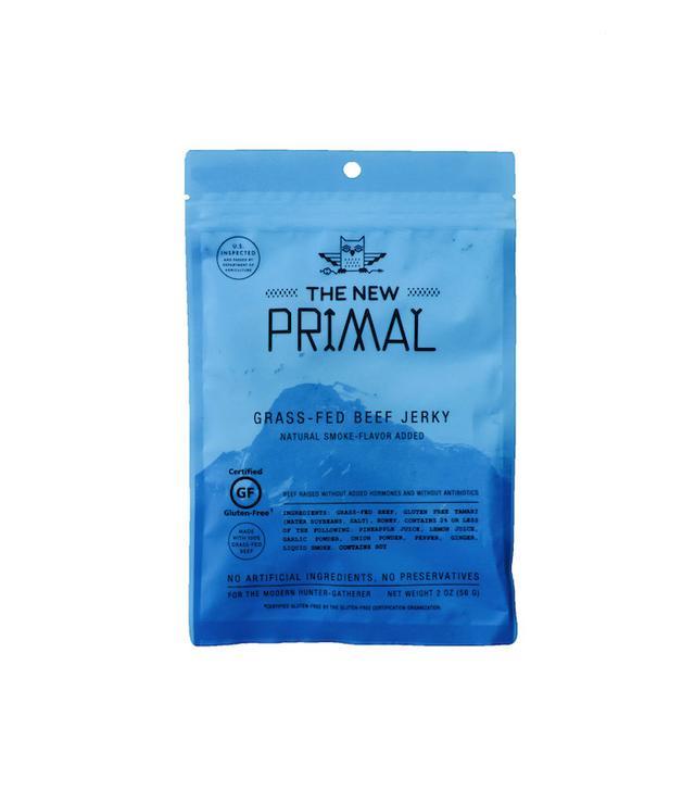 The New Primal Original 100% Grass-Fed Beef Jerky