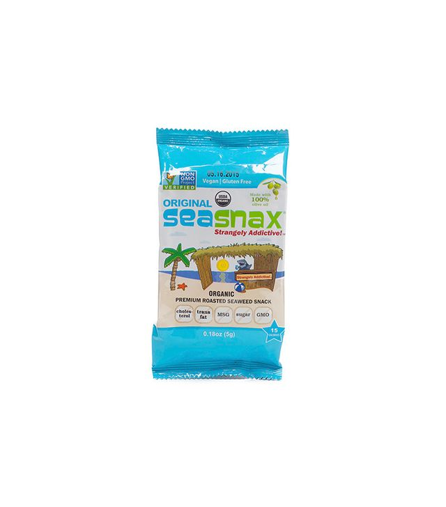 SeaSnax Organic Roasted Seaweed Grab-n-Go