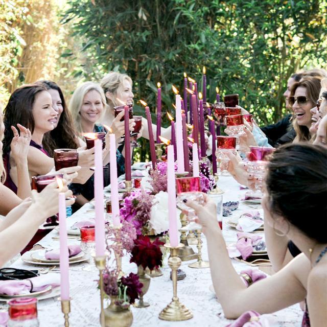 Inside Juliette Lewis's Intimate Birthday Dinner