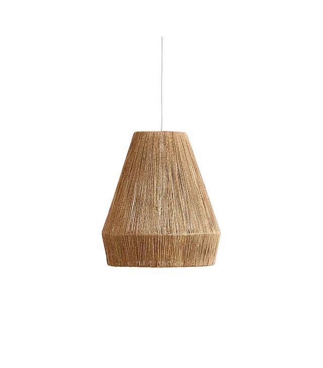 Anthropologie Bungalow Pendant Lamp
