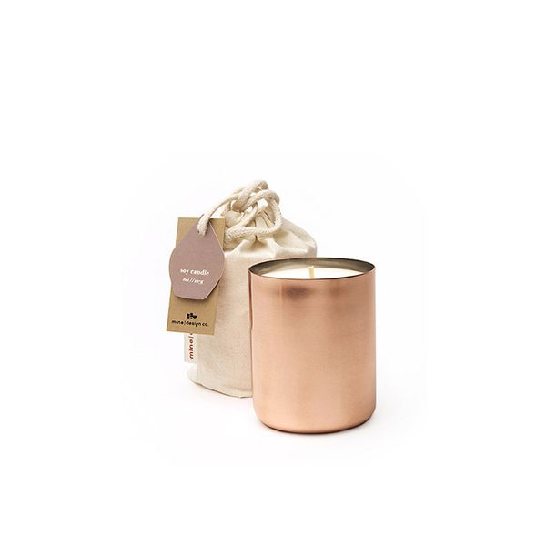 Mine Design Co. Copper Soy Candle