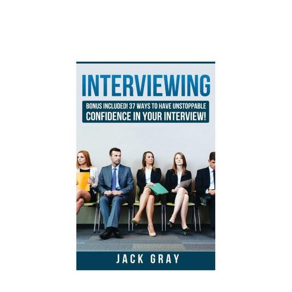 Jack Grey Interviewing