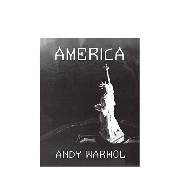 America by Andy Warhol