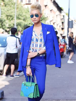 Who's That Girl? Esther Quek