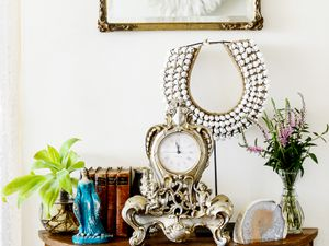 Pick Up Some Styling Lessons From This Collected Space