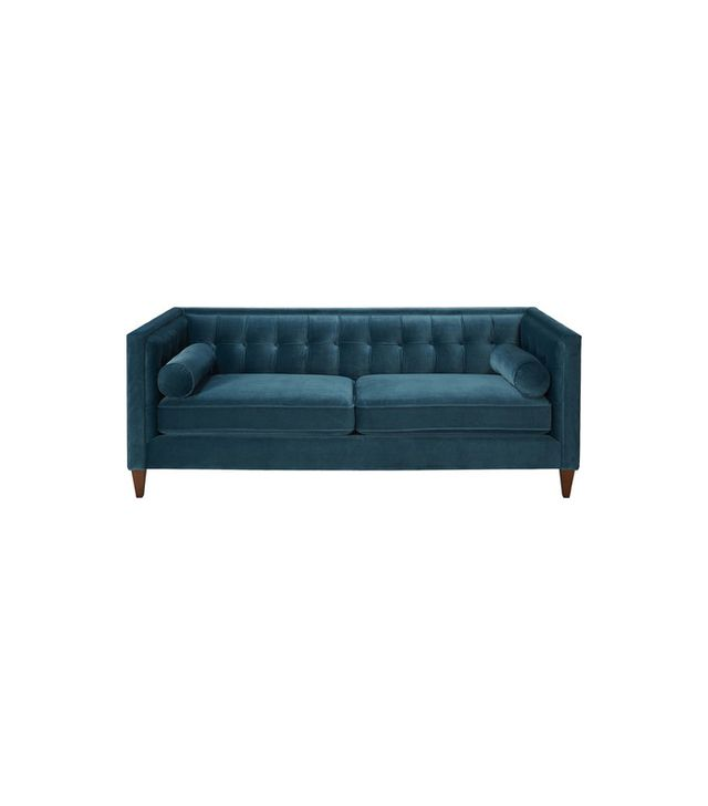 Joss and Main Jackson Velvet Sofa