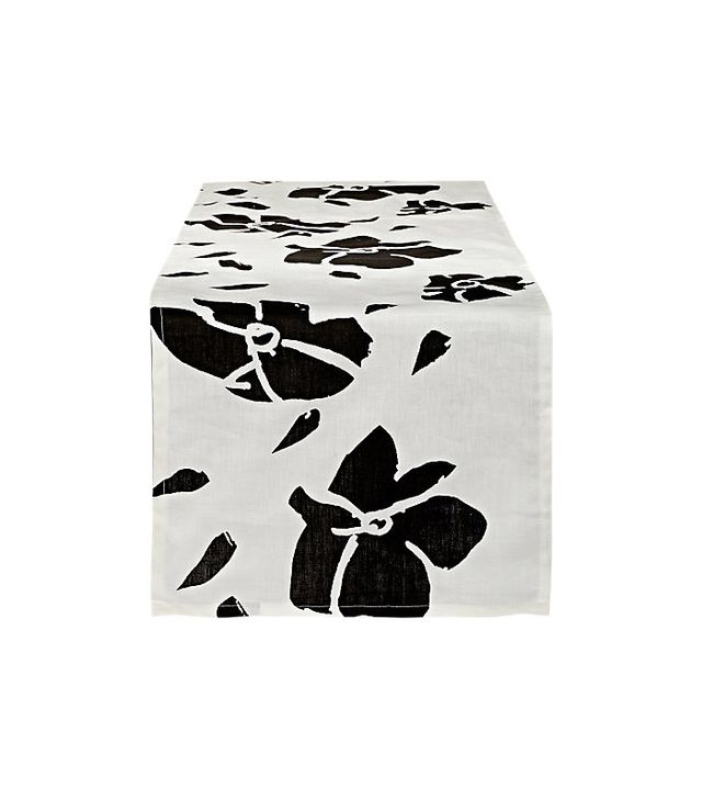 Alex Katz Limited-Edition Floral Table Runner