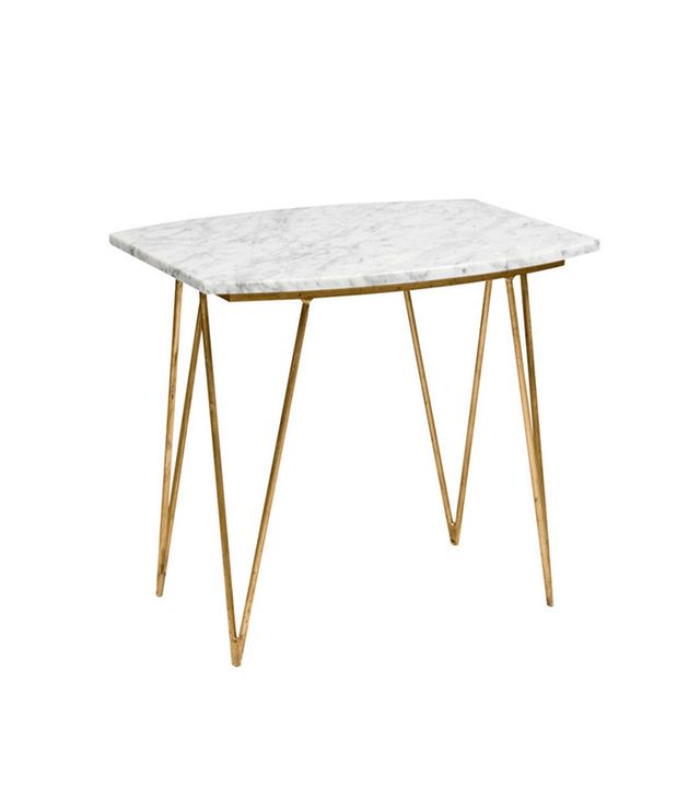 High Street Market Spencer Marble Side Table