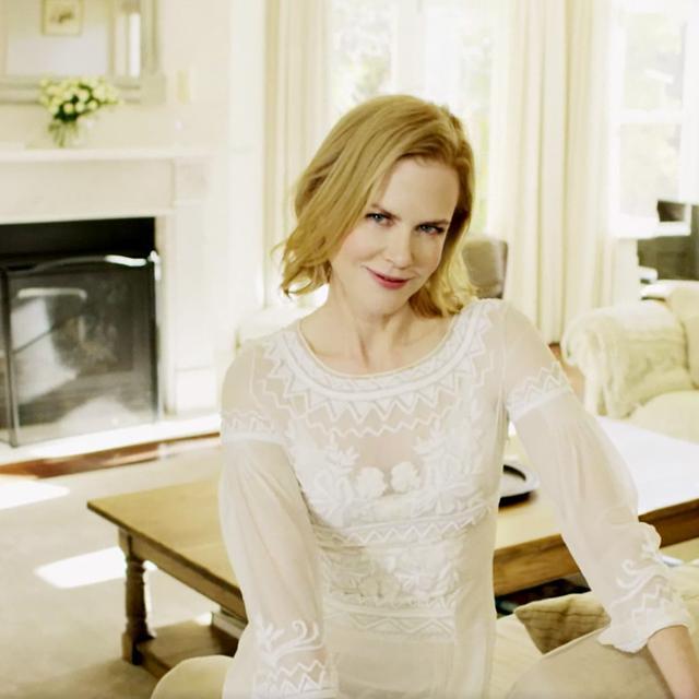 Nicole Kidman Tours Us Around Her Fabulous Australian Farmhouse