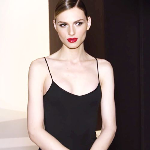 Watch Andreja Pejic's First Make Up For Ever Video Campaign