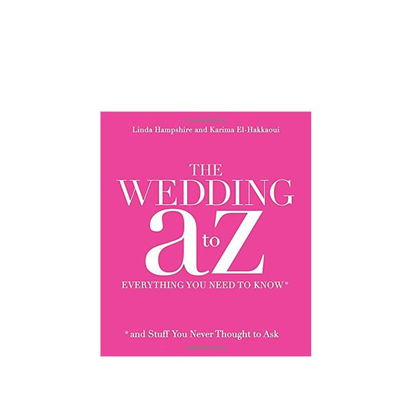 Linda Hampshire The Wedding A to Z