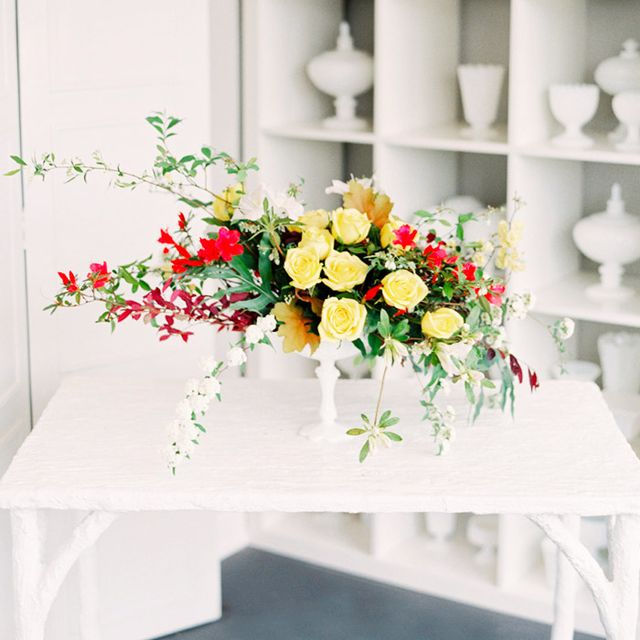 The Frugal Host's Guide to a Gorgeous Centrepiece