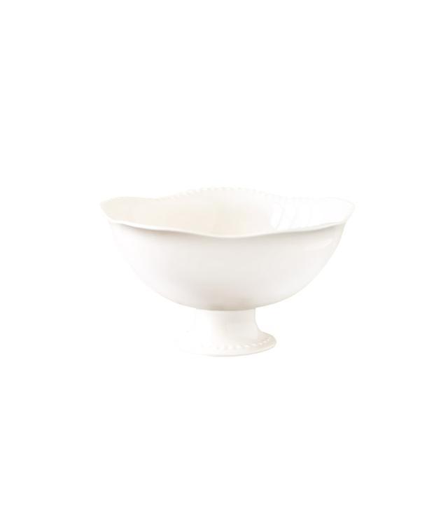 Pottery Barn Emma Footed Serve Bowl