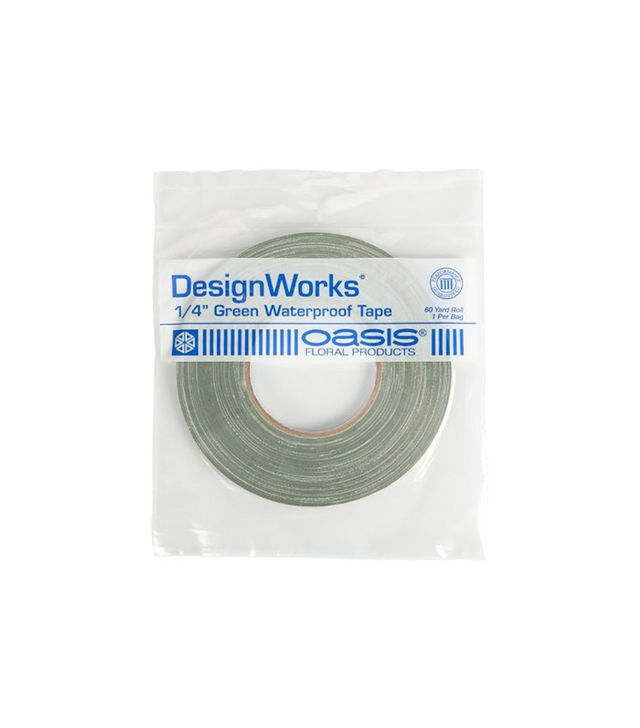 Oasis Floral Products Green Waterproof Tape