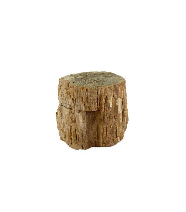 Bernhardt Bangor Petrified Wood Side Table
