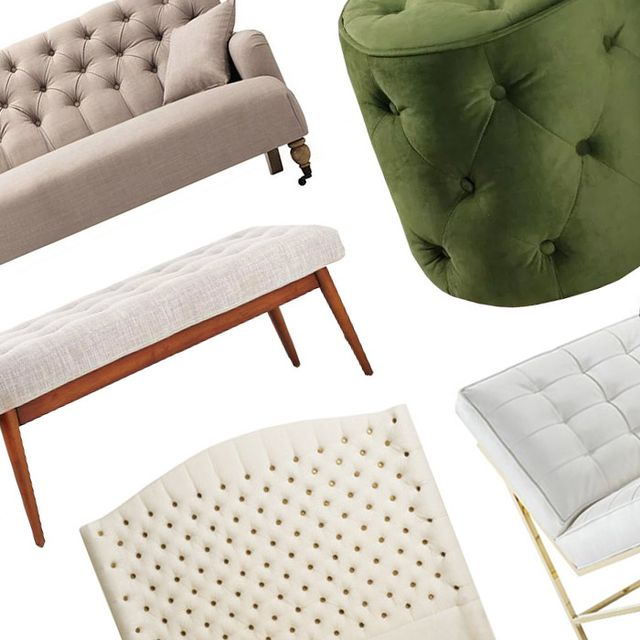 Our Favourite Tufted Furniture for a Sophisticated Space
