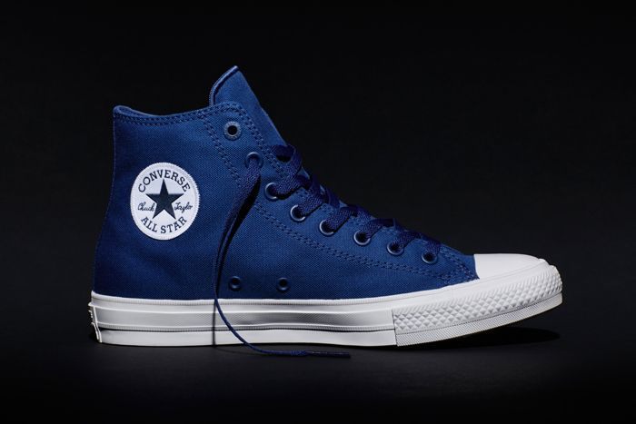 Converse's Chuck Taylors Just Got Their First Redesign in 98 Years
