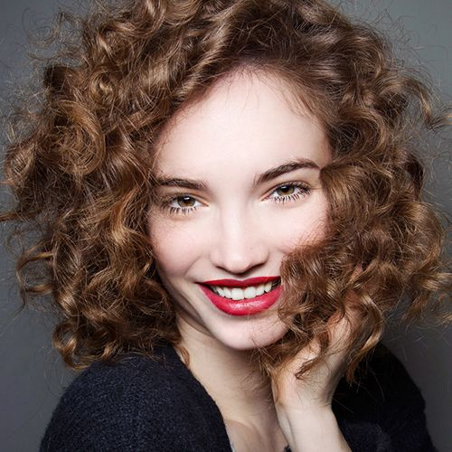 How to Restyle Curly Hair