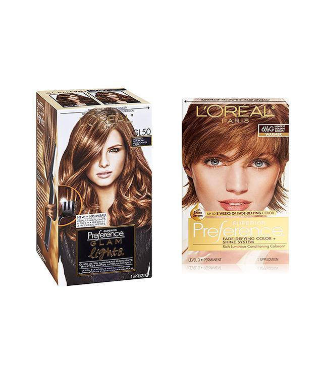 L'Oréal Paris Superior Preference Glam Lights