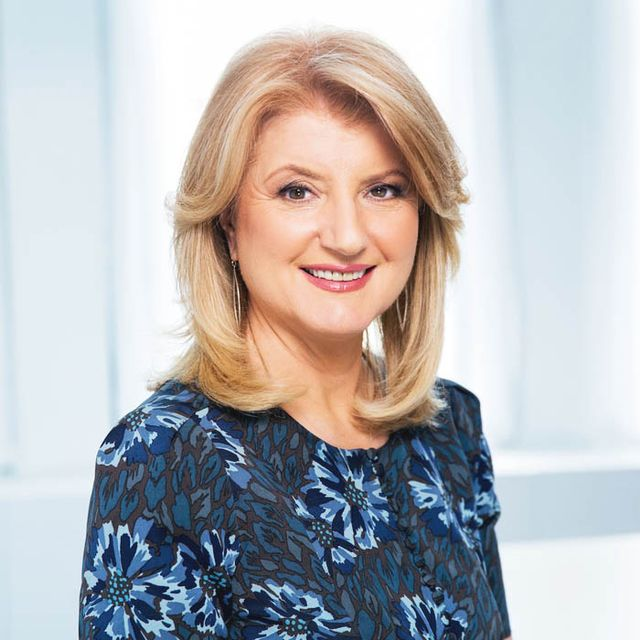 60 Seconds With Media Magnate Arianna Huffington