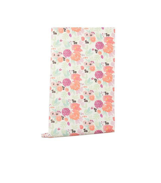 Caitlin Wilson Pastel Blooms Wallpaper