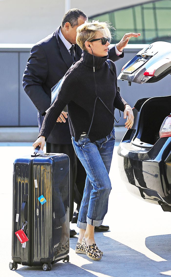 42987bd72b2 The Luggage Brand Every Celebrity Travels With   Who What Wear